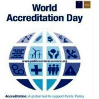 World Accreditation day is observed every year on 9th June,