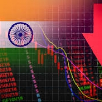 Covid19 impacted on Indian economy facing 4th Recession