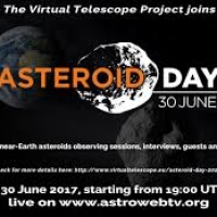 30 Jun International Asteroid Day
