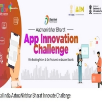 Prime minister launches the App innovation challenge: Aatmanirbhar Bharat for techies.