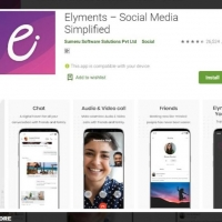 Social media app Elyments launched by Vice president