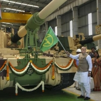 Defence minister announces import ban on 101 defence items