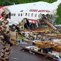 Air India plane crash at Kozhikode