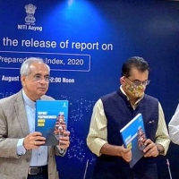 Gujarat has topped in Exports Preparedness Index 2020