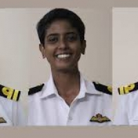First Batch of Indian Navy Women Pilots
