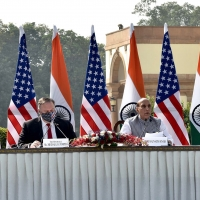 Agreement signed for Electronic Exchange between India and US