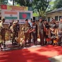 Indian Army Gifts Bangladesh Army