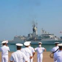 Ballarat, Australian Navy Ship Visited Goa