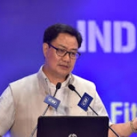 Shri. Kiren Rijiju, Sports Minister to fund 500 private academies
