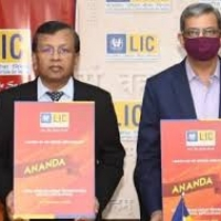 Launch of LIC's Ananda App