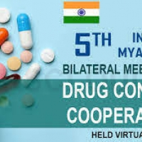 Annual Bilateral Meeting between India and Myanmar