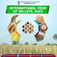 INTERNATIONAL YEAR OF MILLETS