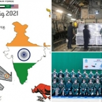 INDIAN AIR FORCE TO PARTICIPATE IN MULTINATIONAL AIR EXERCISE