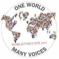 WORLD VOICE DAY 2021
